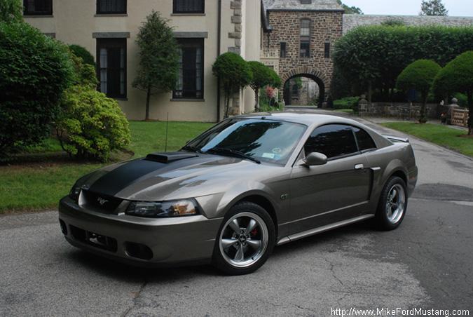 2002 Mustang Gt W Shaker Hood Bullitt Wheels