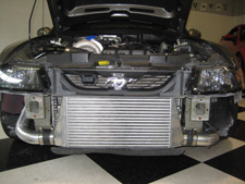 Treadstone Intercooler