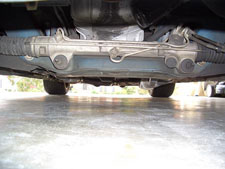 How to remove your Front Sway Bar on your Mustang