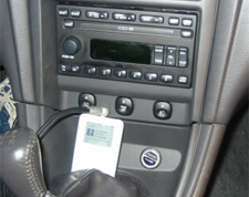 How to hook up your iPod to your Mustangs Mach 460 (The right way).